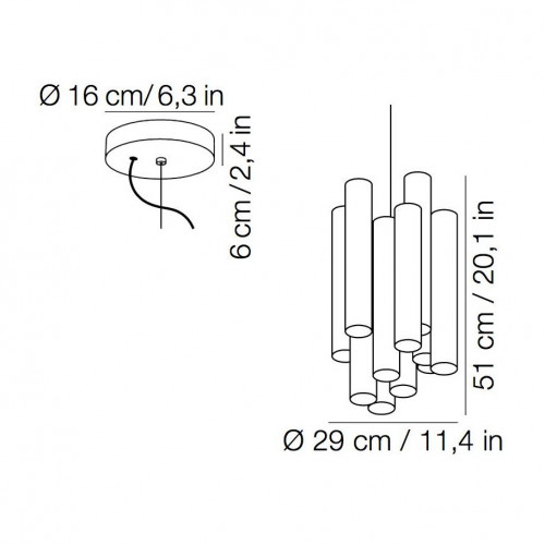 Toot hanglamp