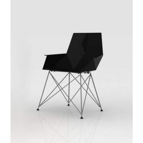 Vondom_Faz_Inox_Armchair_Puur_Design