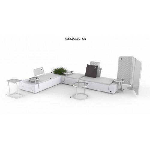 Kes geïntegreerde ronde tafel - D
