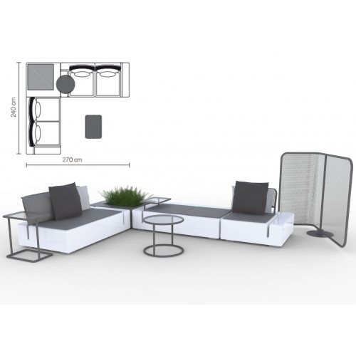 Kes lounge set 7