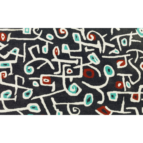 Las Flores de Klee outdoor tapijt