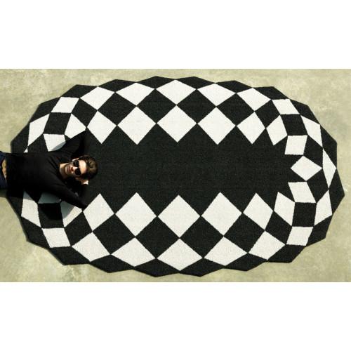 Marquis ovaal outdoor tapijt