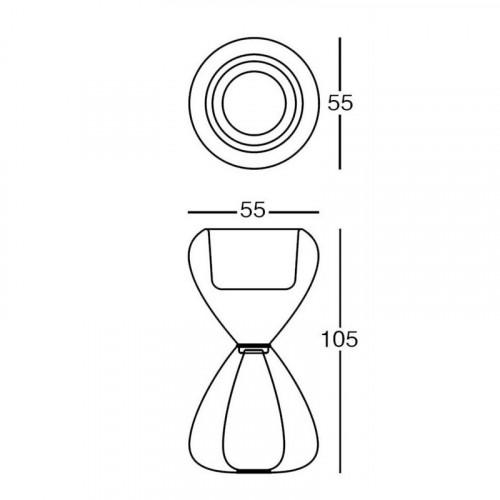 Vondom_Spaghetti_Planter_Puur_Design