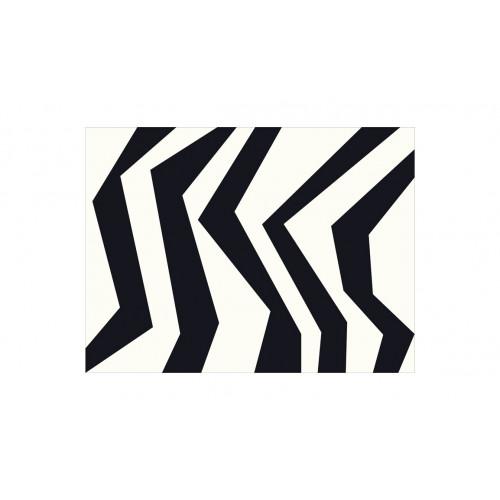 Zebra outdoor tapijt