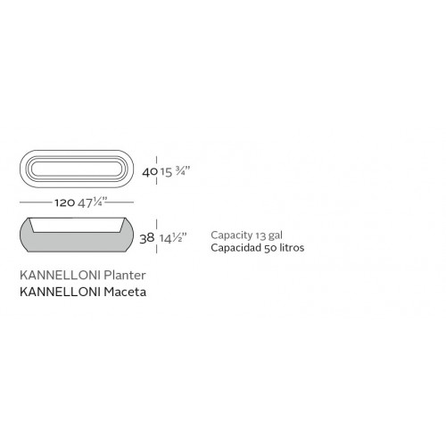 Vondom_Kannelloni_Planter_Planter_Puur_Design