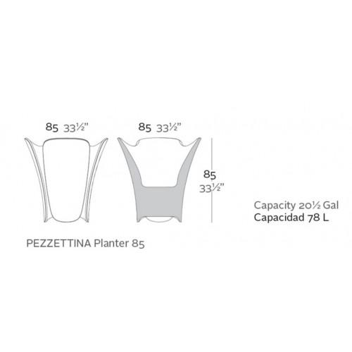 Pezzettina XL (pot)