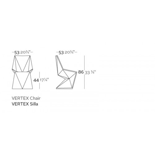 Vondom_Vertex_Chair_Puur_Design