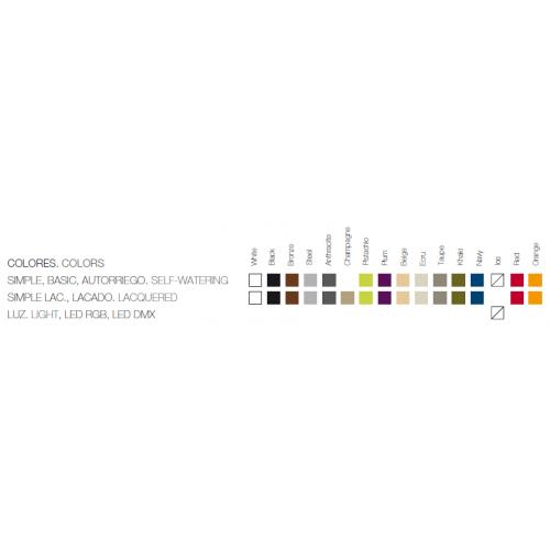 Organic rond XL (51x69)