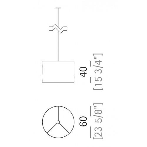 Wudù hanglamp