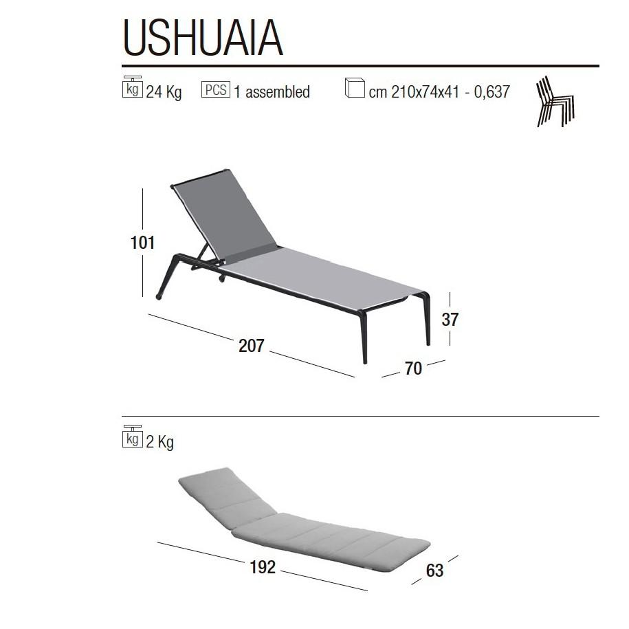 Ushuaia Lounge Stoel Kopen.Ushuaia