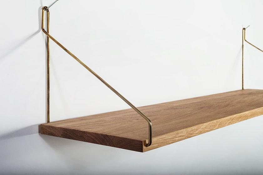 Wandplank Diepte 40 Cm.Shelf Puur Design Is Officieel Dealer Van Frama
