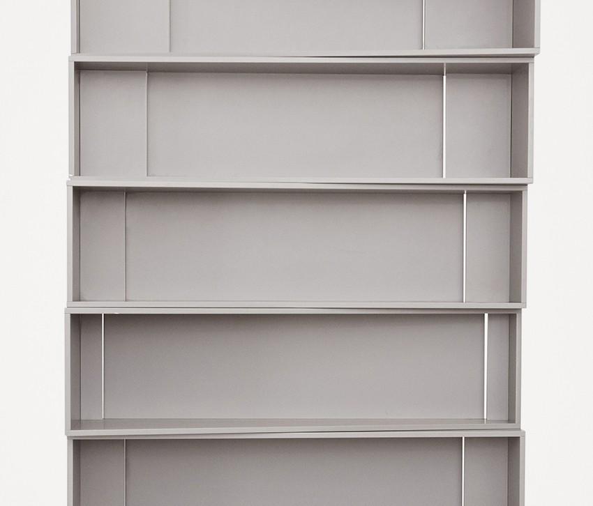 Boekenkast boekenkast perspectief afbeeldingen : Vinkel - Frama - Puur Design & Interieur