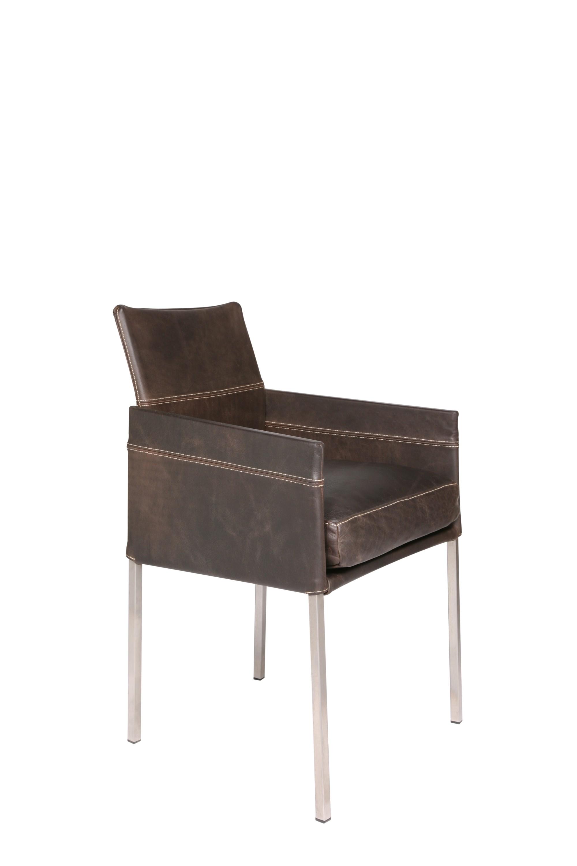 Kff Design Stoelen.Texas Exclusiv Flake Cushion Armchair Kff Puur Design Inter