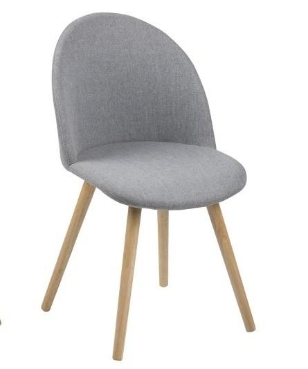 De manley eetkamerstoel van het merk scandilab is een zeer comfortabele en stijlvolle stoel. de rugleuning ...