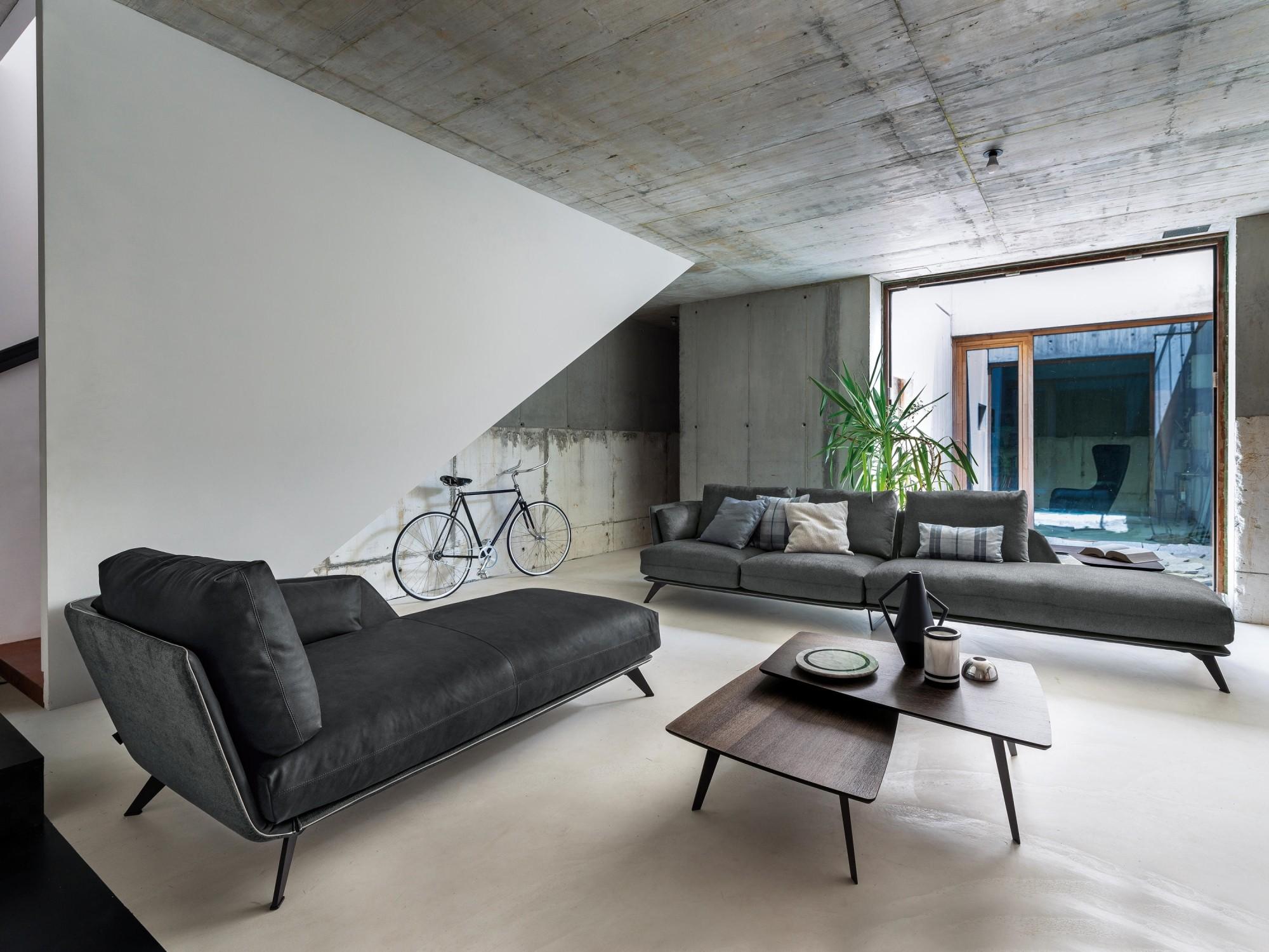 Morrison bank arketipo puur design interieur