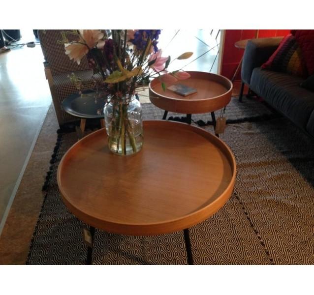 Zuiver Oak Tray Bijzettafel.Oak Tray Coffee Table