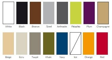 VONDOM kleuren